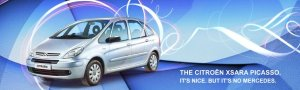 The Citroen Picasso