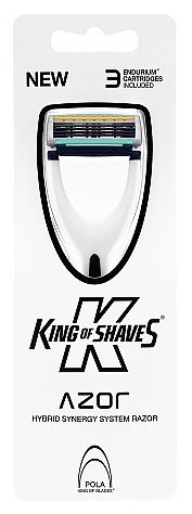 The King of Shaves Azor