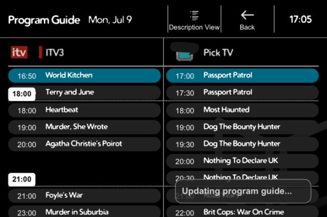 Hauppauge-myTV-2go-iOS-App-programme-guide-list | David Artiss