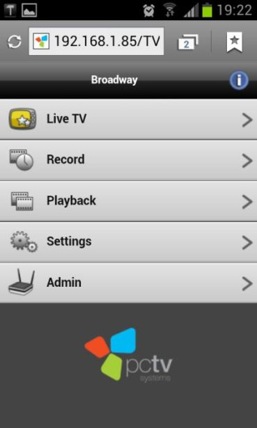 Broadway-Android-browser-menu