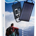 Xenta 5W Backpack Solar Charger