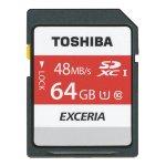 Toshiba EXCERIA N301 SD Card