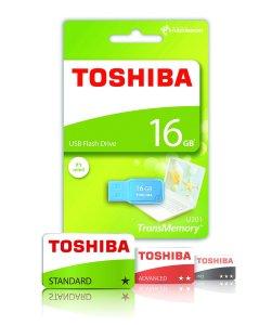 Toshiba U201 packaging