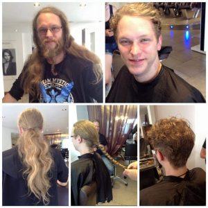 Chris' Hair