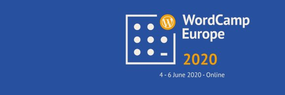 This image has an empty alt attribute; its file name is WordCamp-Europe.jpeg