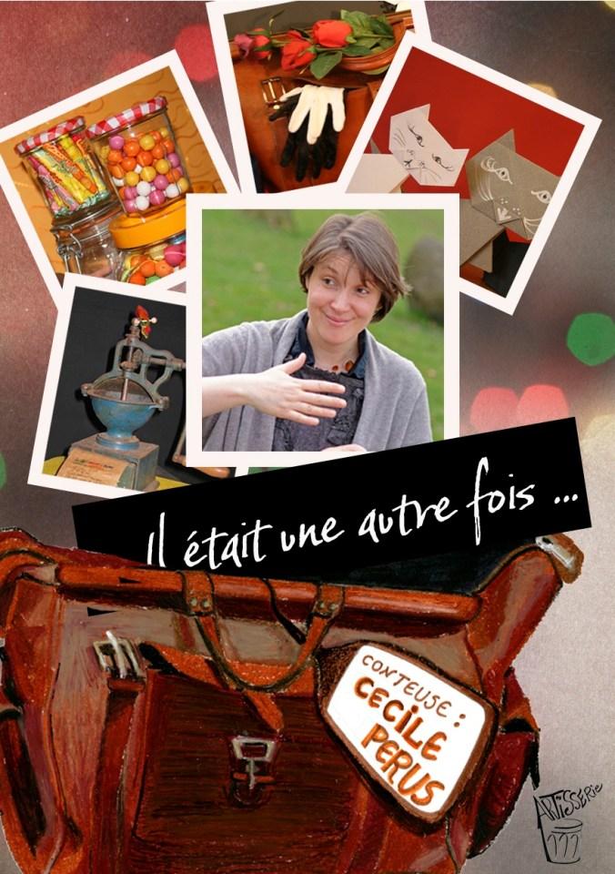 Cécile Pérus Conteuse