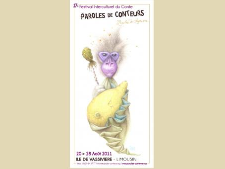 Paroles de Conteur 2011
