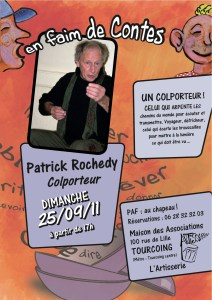 Patric ROCHEDY