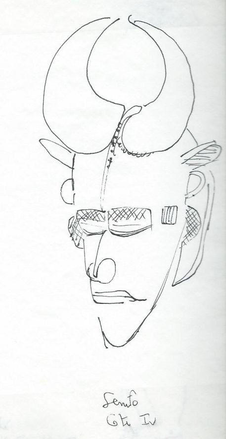 msk Senoufo cote d'Iv