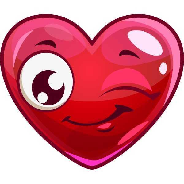 Как нарисовать сердце большое – Картинки сердечки для ...
