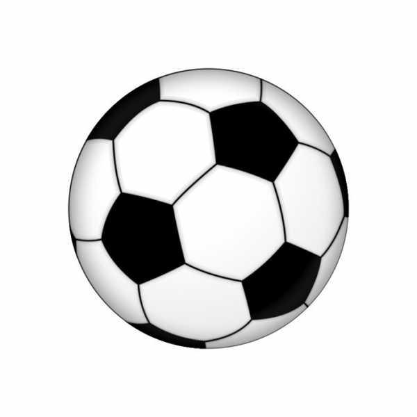 Мяч черно белая картинка – Футбол Мяч картинки (143 фото ...
