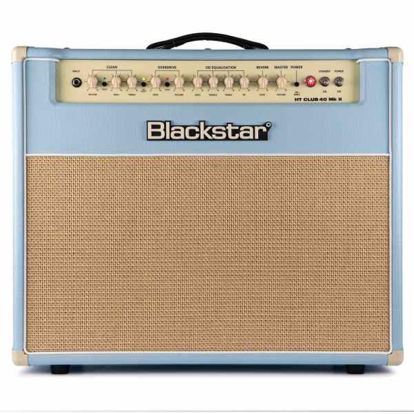 Blackstar Limited Edition HT Club 40 MkII Black & Blue Edition | Artist d.o.o. Bosna i Hercegovina