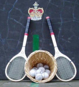 Remember white balls and wooden racquets?