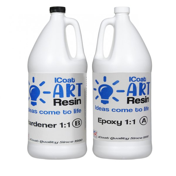 iCoat Half Gallon Epoxy