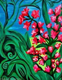 Les Fleurs De Provance - By Charlotte Farhan