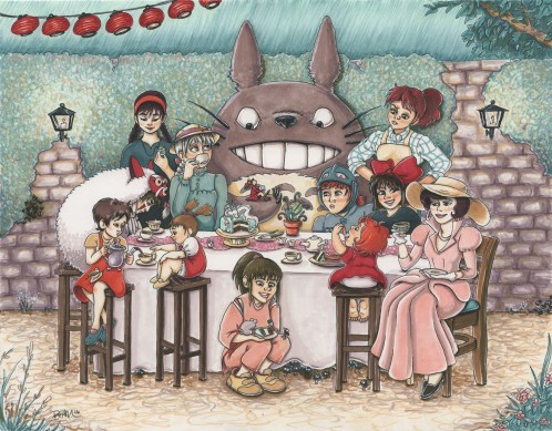 2016 Ghibli Last Tea Party Final