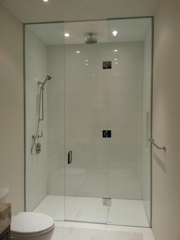 Shower Rod Brushed Nickel