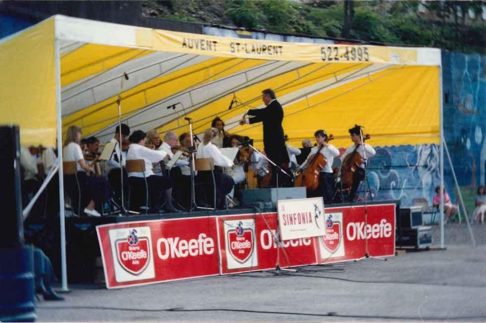 Îlot Fleurie Sinfonia 9