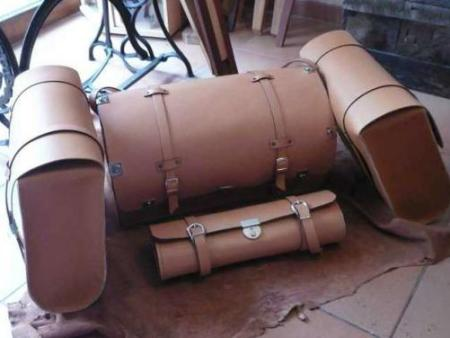 Objets en cuir Ardèche