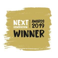 Artist Hue is the Winner in the UK Next Generation Award 2019! 25