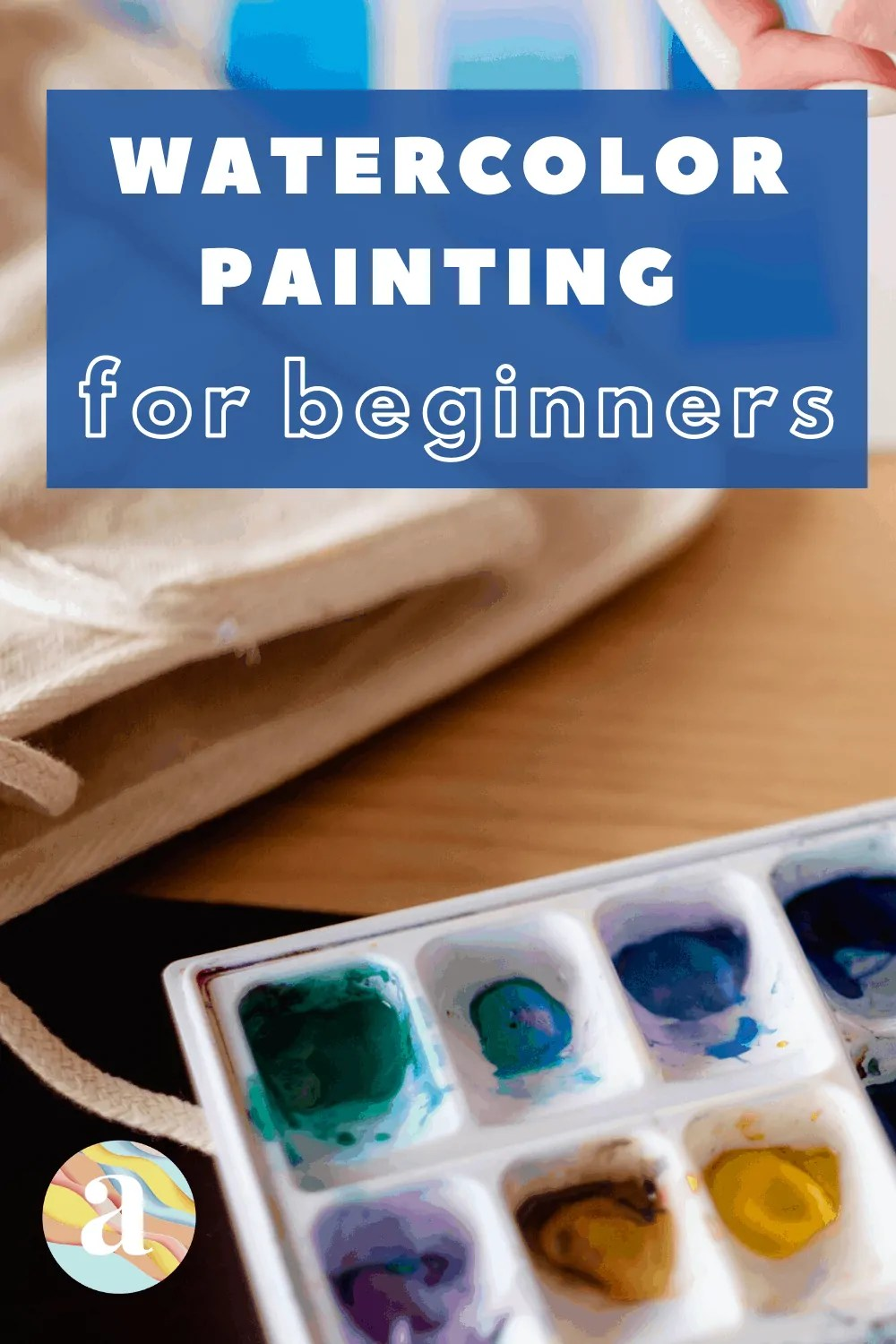 watercolor for beginner
