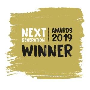 Next Generation Awards Winner