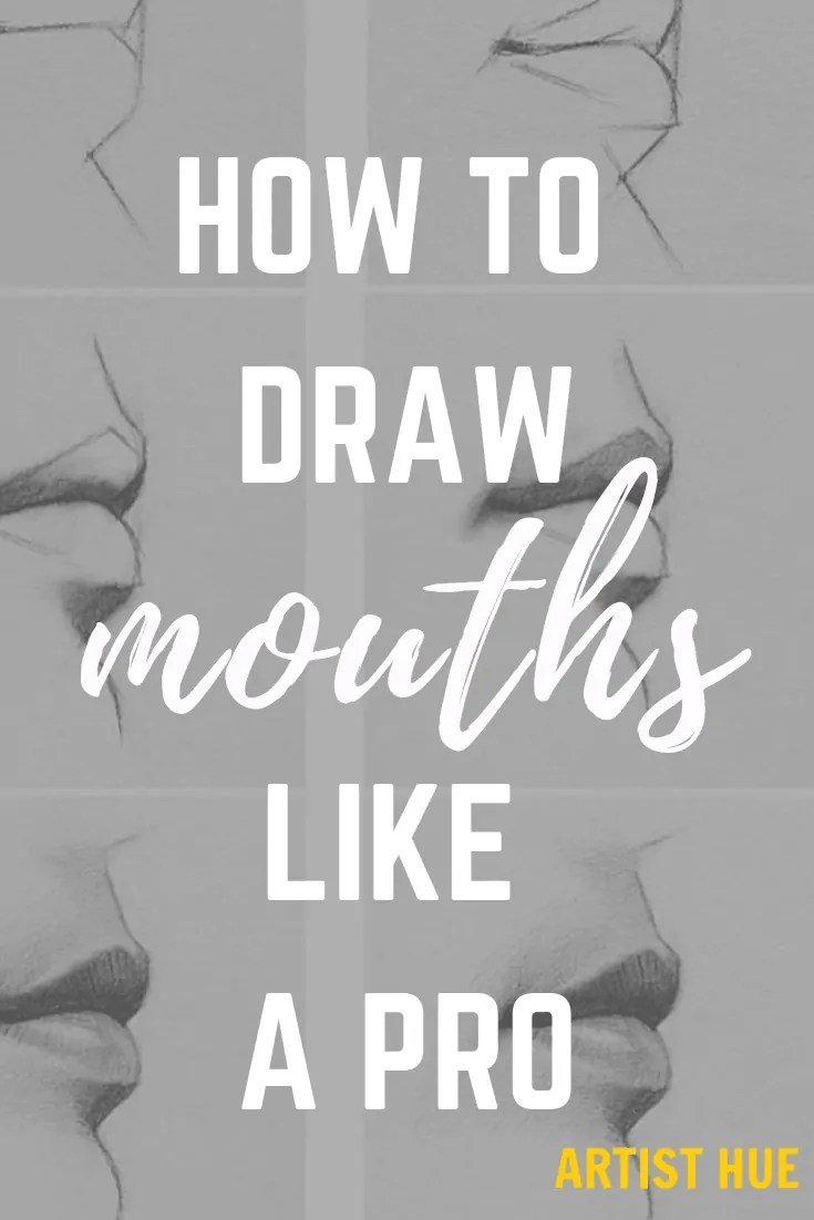 How to draw a mouth? 1