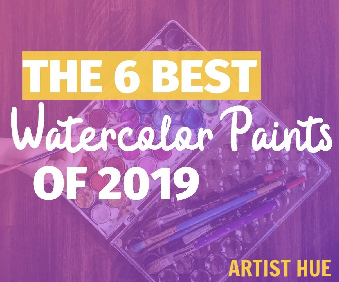 6 best watercolor paints of 2019