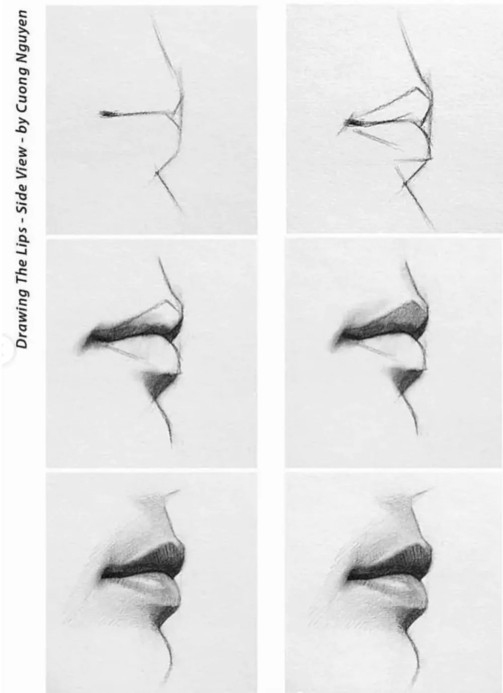 How to draw a mouth? 8