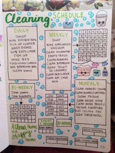 17-Bullet-Journal-Cleaning-Pages-and-Layouts-That-Will-Help-You-Win-at-Spring-Cleaning-and-Beyond- 5