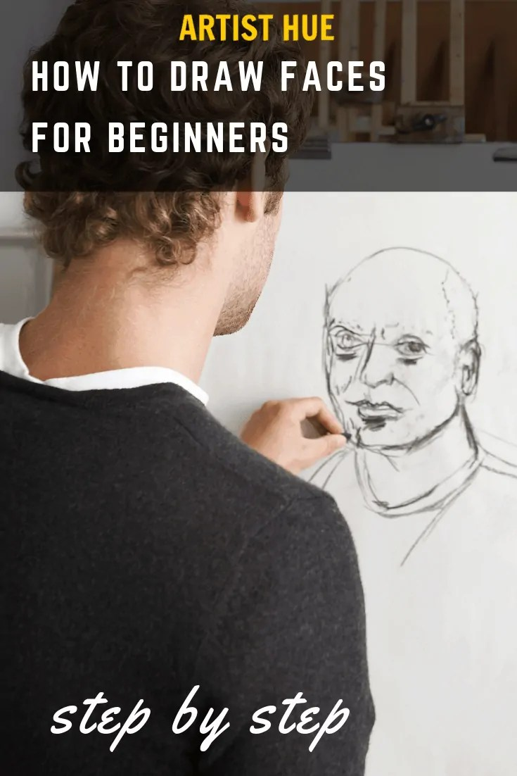 how to draw faces for beginners 5
