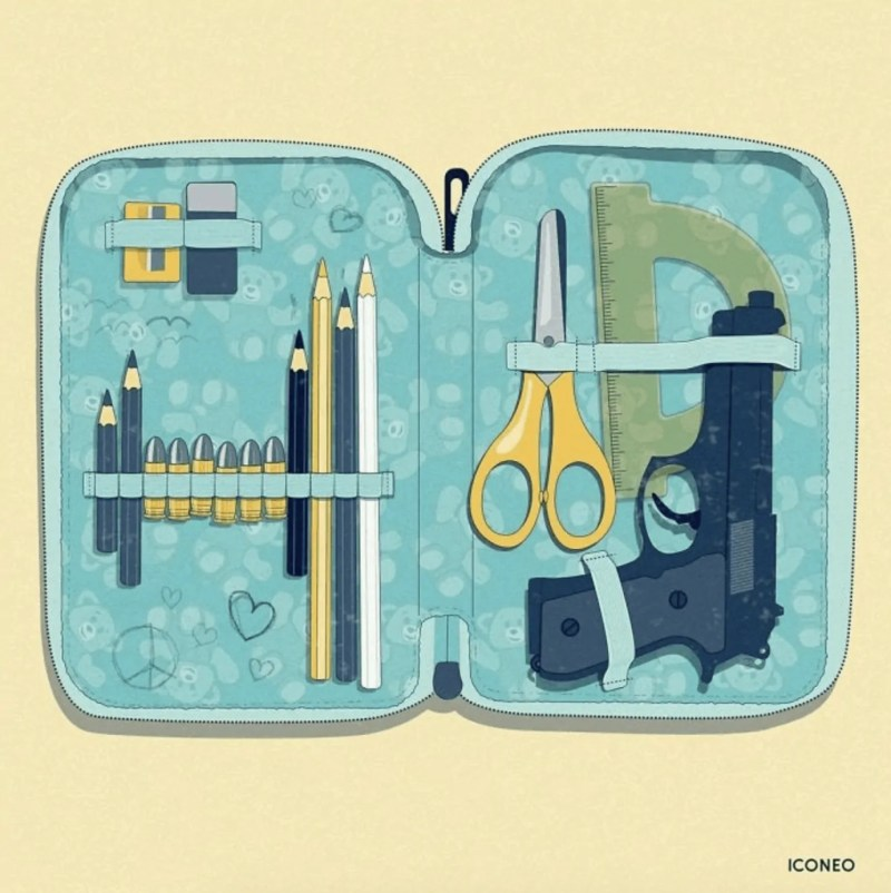 The Problems Of Our Society Through 30 Illustrations 15