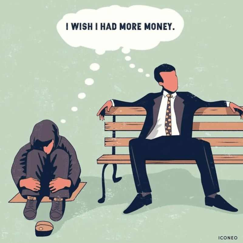 The Problems Of Our Society Through 30 Illustrations 21