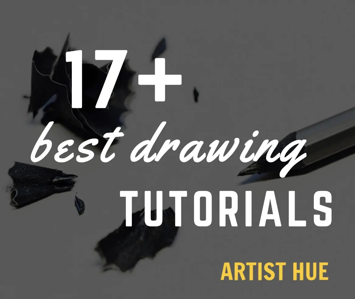 17+ best drawing tutorials 5