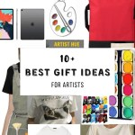10+ Best Gifts for Artists 1