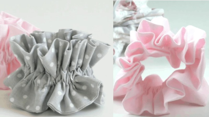 How to make Scrunchies? 7