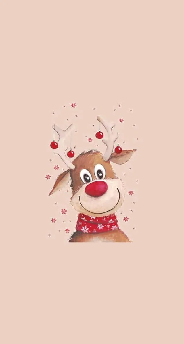 21+ Christmas iPhone Wallpapers you must SEE! 1