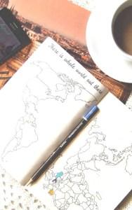 Travel Tracker