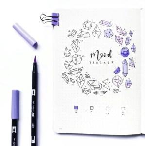 spreads bullet journal