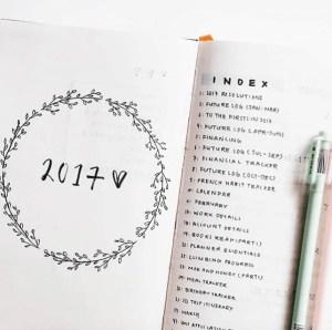 BUJO Journal