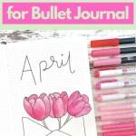 15 Easter Theme Ideas for Bullet Journal 17