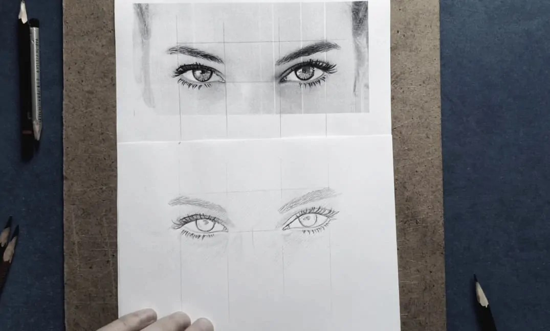 realistic eye tutorial