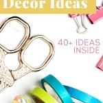 40 Creative Bullet Journal Washi Tape Ideas 8