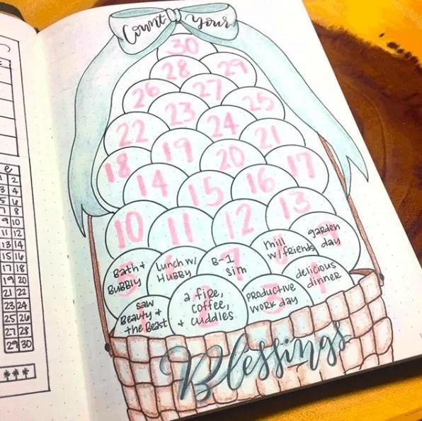 15 Easter Theme Ideas for Bullet Journal 35