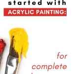 Acrylic Painting for Beginners 23