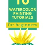 10 Ideas for Your Next Watercolor Painting 35