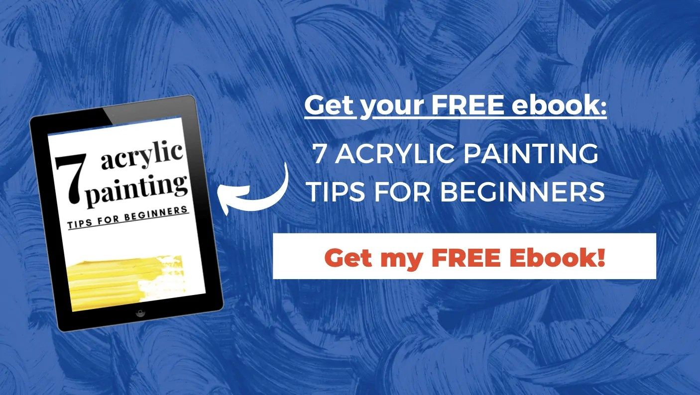 acrylic painting ebook