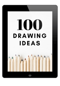 100 drawing ideas