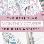 Bullet Journal June: Ideas and Inspiration 3