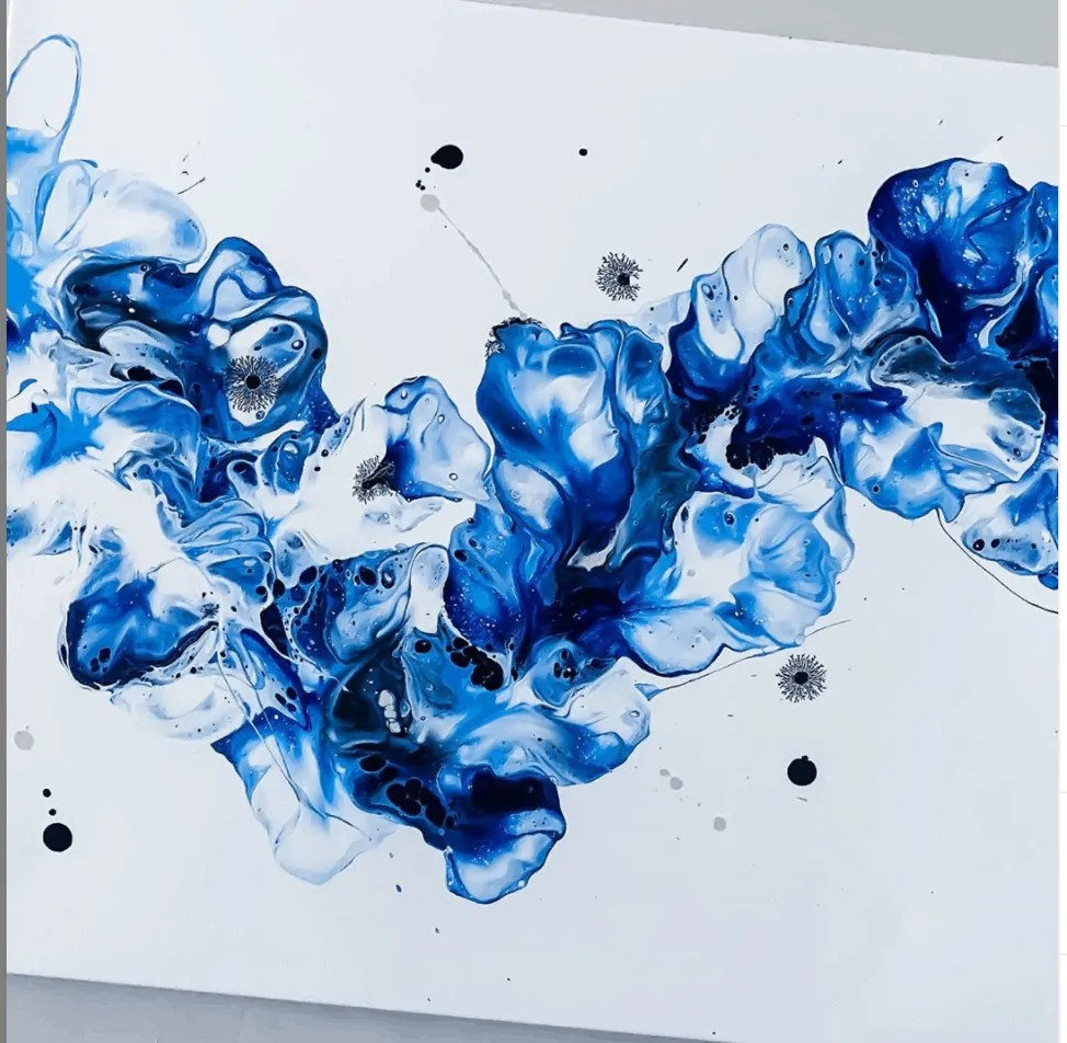 Acrylic Pouring for Beginners: Ultimate Guide 22
